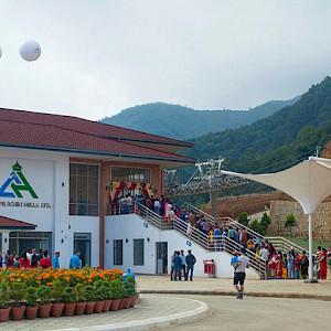 Chandragiri Hill Tour